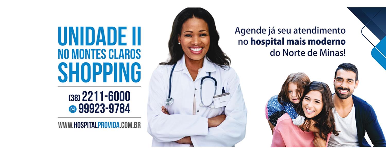 Hospital em Montes Claros