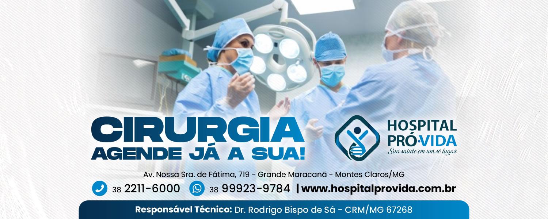 Hospital Pro-vida em Montes Claros